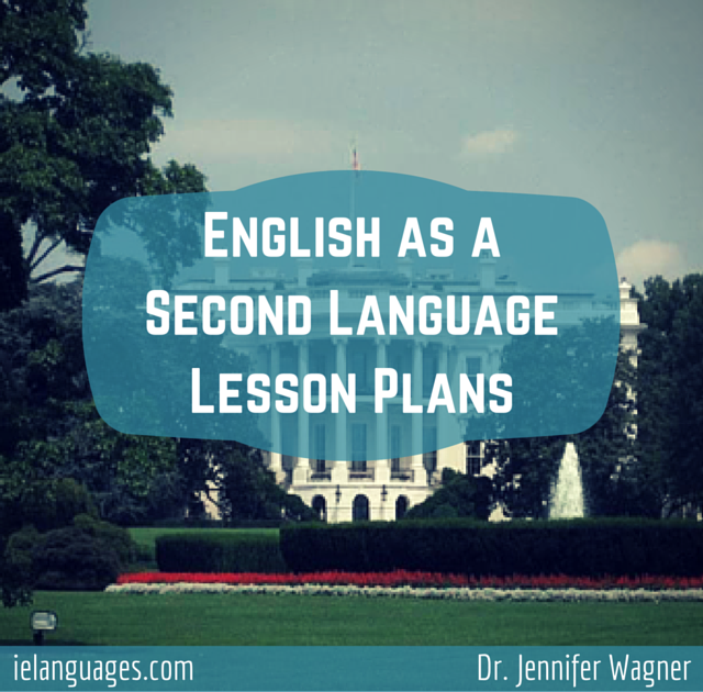 Teaching ESL Lesson Plans - ielanguages.com