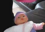 Melina's doll in French