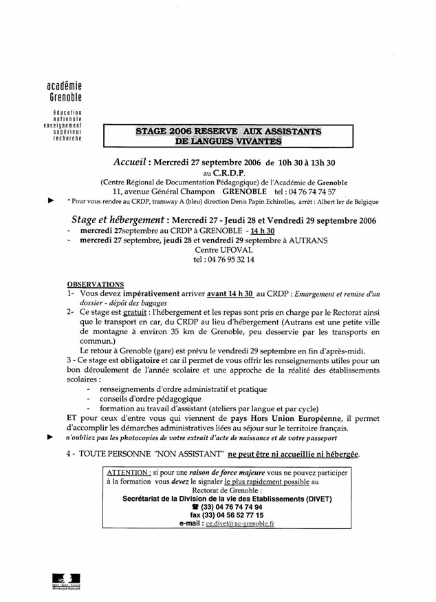 Tapif documents and links tapif guide france information about orientation spiritdancerdesigns Images