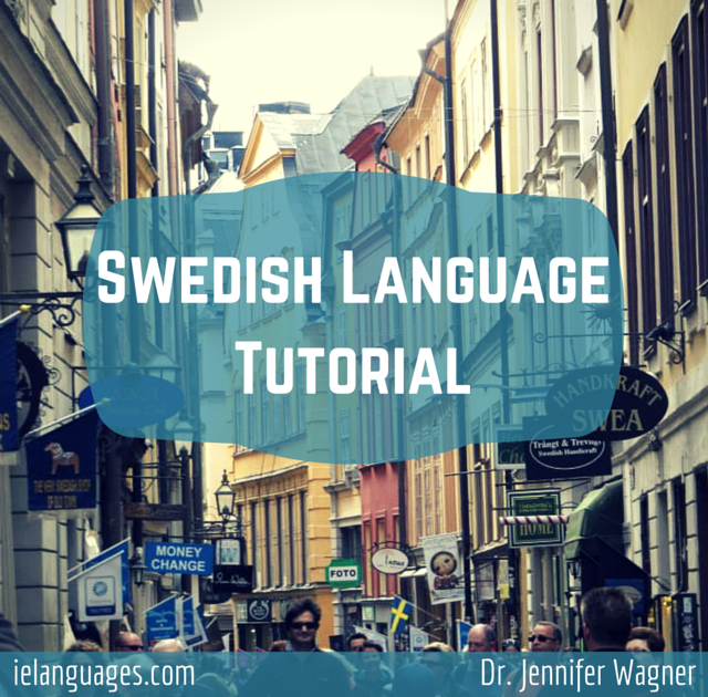 Learn Swedish phrases, vocabulary, and grammar online for free with audio recordings by native speakers - ielanguages.com